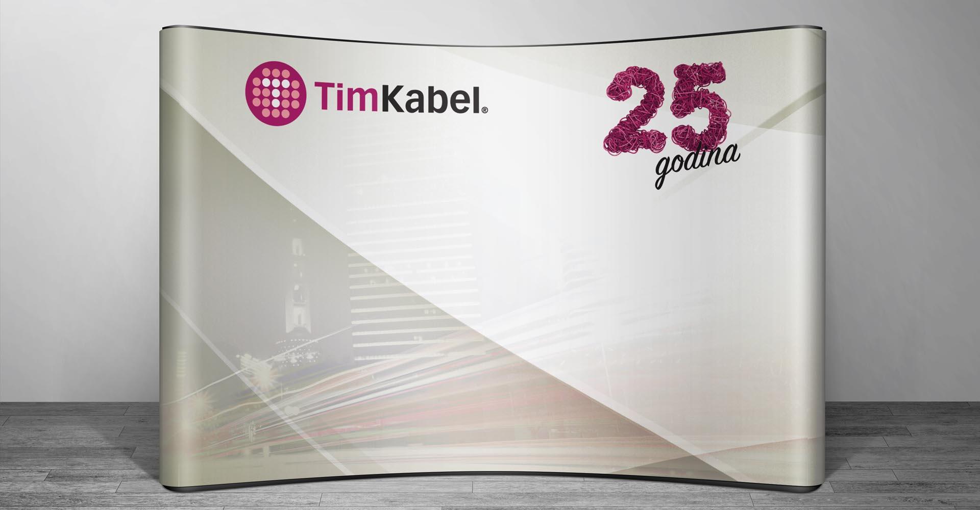 Tim-kabel photo wall